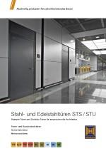 Katalog: Hörmann - Feuer- & Rauchschutz- Rohrahmenelemente