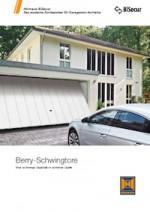 Katalog: Hörmann Berry Schwingtore
