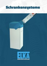 Flyer: Elka Standsäulen & Gehäuse für Schranken